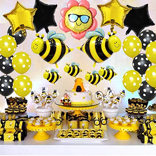 Bumble Bee Baby Shower Decorations Ideas from images-na.ssl-images-amazon.com