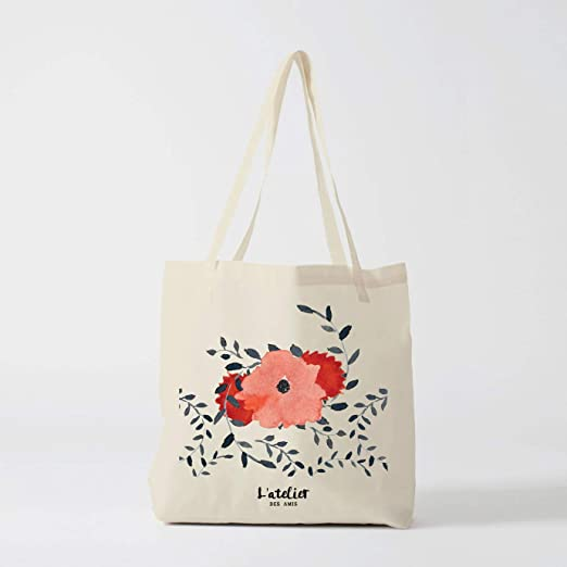 DKISEE Bolsa de algodón reutilizable para regalo de novia, de lino ...