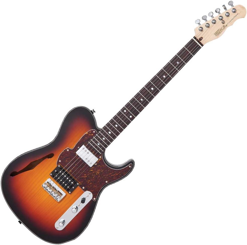 Fret-King Country Squire Semitone - Guitarra eléctrica original clásica