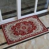 LIUCS Carpet mat, Machine Textile Cleaning Anti-Slip Anti-Static Corridor Aisle Corridor Home Decoration Carpet (50cmx80cm)