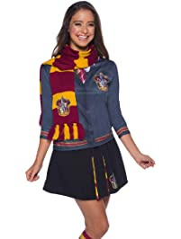 Rubie's Harry Potter Deluxe Gryffindor Scarf Adult Costume