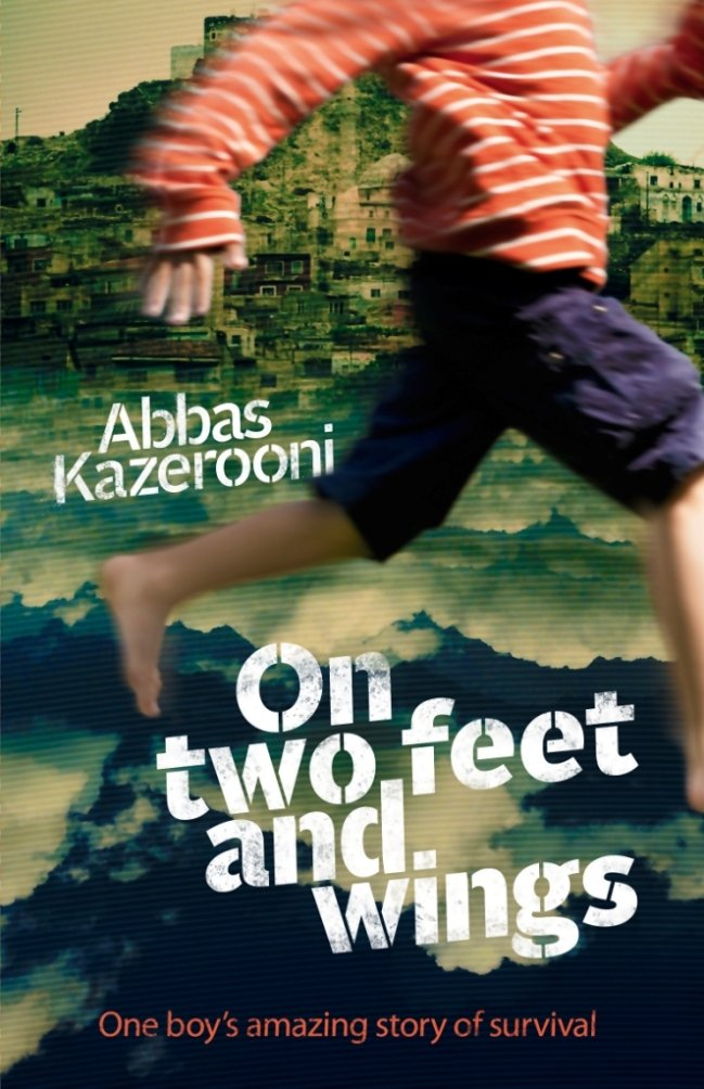 Download On Two Feet and Wings pdf epub