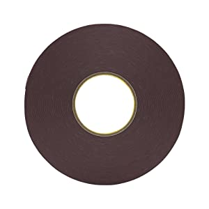HitLights Heavy Duty Foam Mounting Tape, 100 Feet 10mm Width Strong Adhesive Waterproof Clear Removable Mounting Tape for LED Strip Lights, Home Decor, Office Decor