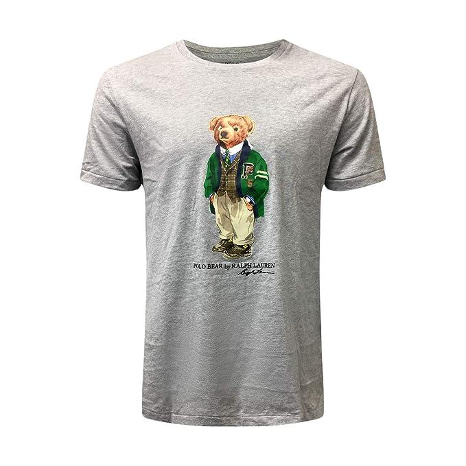 Ralph Lauren Polo Camiseta de Manga Corta para Hombre, diseño de ...