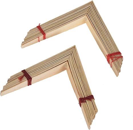 ammoon Cañas Oboe Partes Arrancadas Carpeta con Forma con Estuche de Plástico, 20pcs / Pack: Amazon.es: Instrumentos musicales