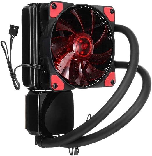 Zhongsufei Radiador del Ordenador CPU Cooler Agua Sistema de ...
