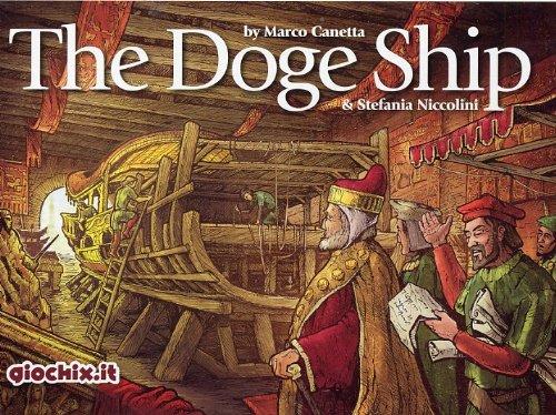 Giochix GIO00012 - Doge Ship