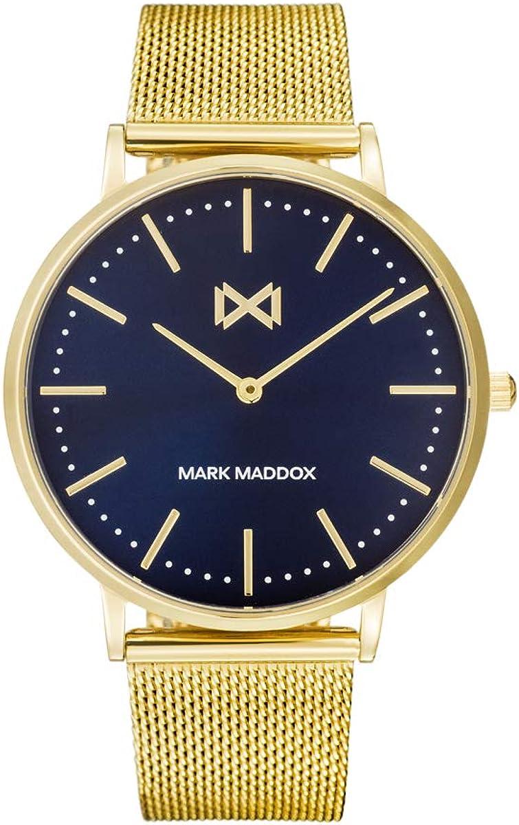 Reloj Mark Maddox Hombre HM7122-37 Greenwich
