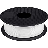PLA Filament 1.75mm New Blanc, GEEETECH Imprimante 3D Filament PLA 1kg Spool