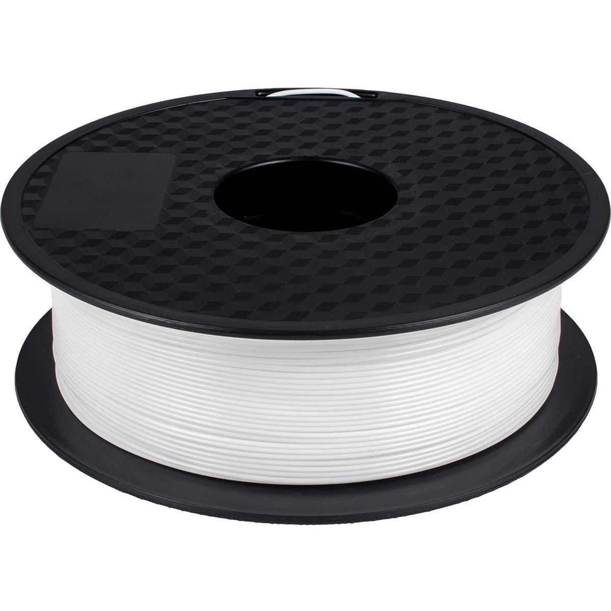 filamento de impresora 3D PLA 1kg Carrete ... GEEETECH Filamento PLA 1.75mm Nuevo blanco