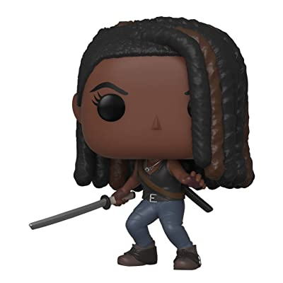 Funko Pop! TV: The Walking Dead - Michonne: Michonne, Michonne FuNKo: Toys & Games
