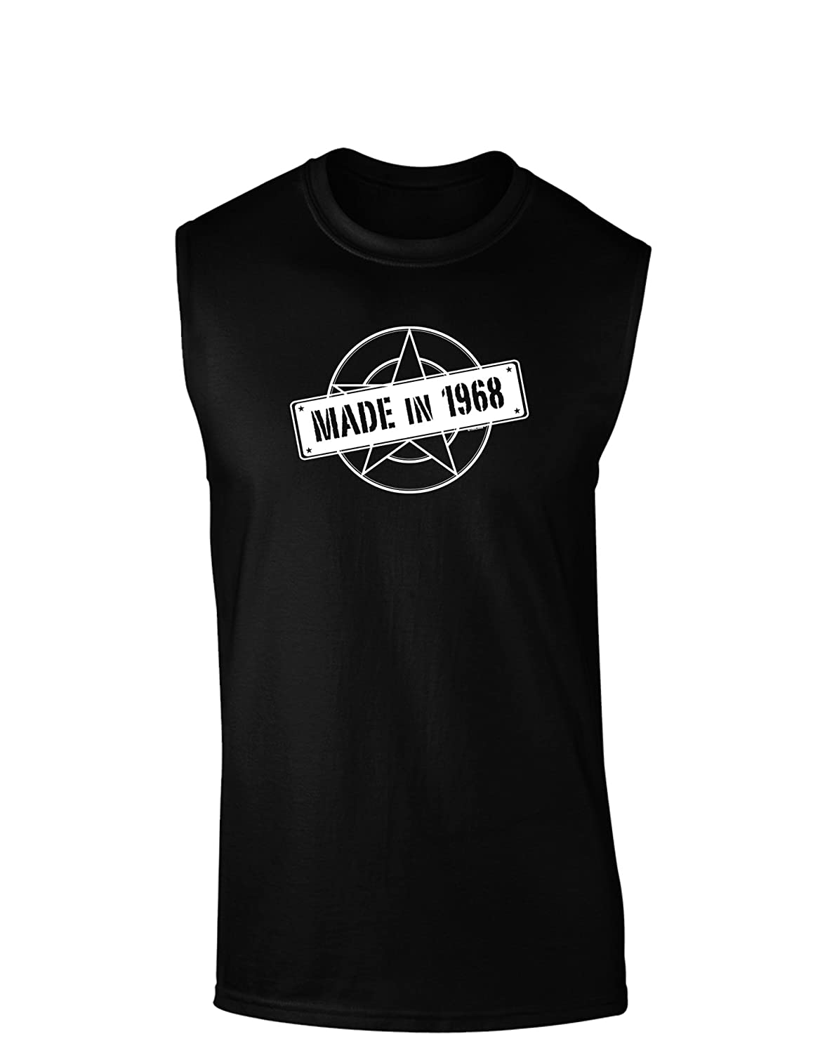 Made In 1968 Dark Muscle Shirt