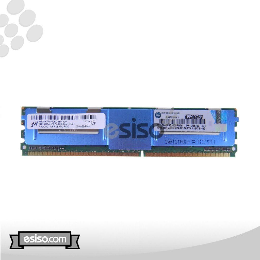 497767-B21 8GB  2x4GB PC2-6400 ECC Reg Memory for HP ProLiant