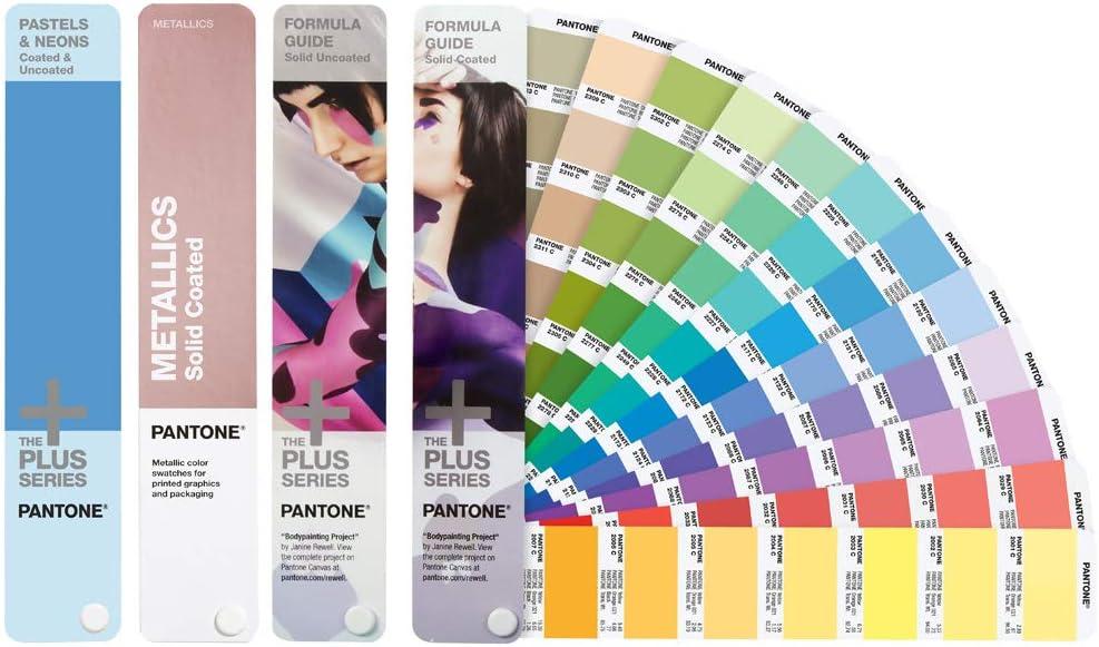 PANTONE GP1605M Solid Guide Set, Multicolor: Amazon.es: Bricolaje ...