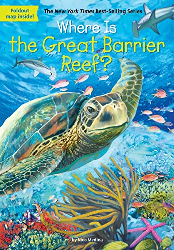 Where Is the Great Barrier Reef? (The Where Near Is)
