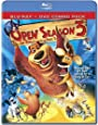 Open Season 3 / Les Rebelles de la forêt 3 (Bilingual) [Blu-ray + DVD]