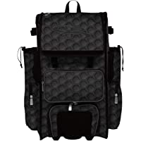 """Boombah Rolling Superpack 2.0 3DHC Baseball/Softball Gear Bag - 23-1/2"""" x 13-1/2"""" x 9-1/2"""" - Multiple Colors…"""