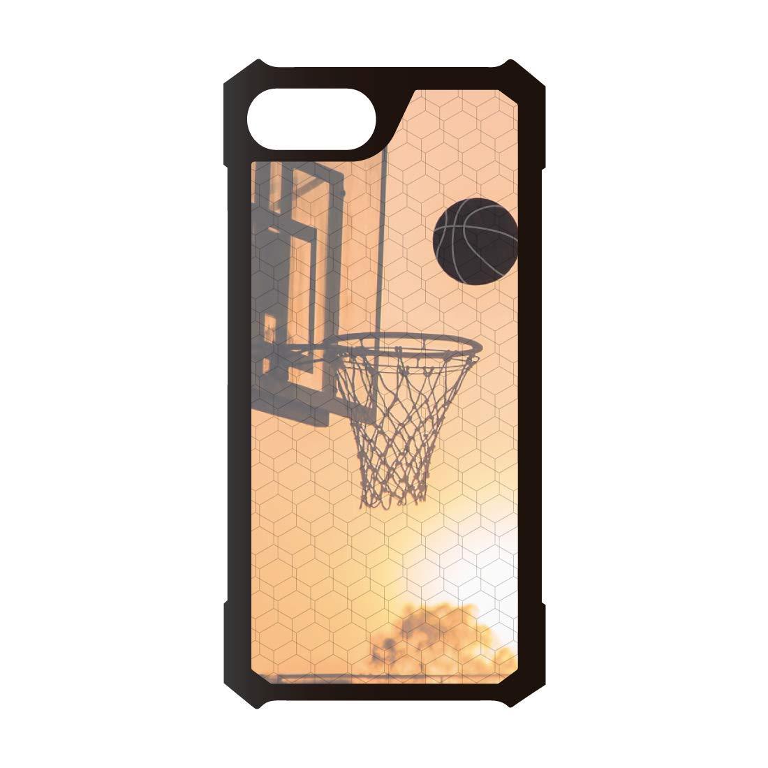Funda móvil Compatible con iPhone 7/8 Plus Kevlar Baloncesto ...