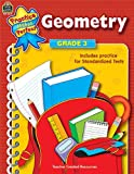 Geometry, Grade 3, Teacher Created Resources Staff, 0743933273