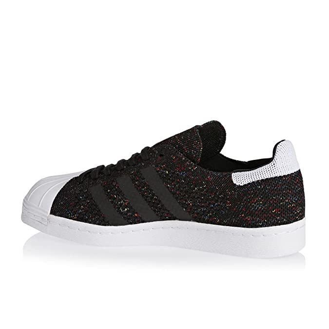 ADIDAS Superstar 80s Primeknit Uomo Scarpe Da Ginnastica Sneaker s75844 Taglia 44 2/3 45 1/3