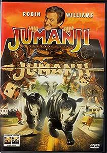 Jumanji [Italia] [DVD]: Amazon.es: Cine y Series TV