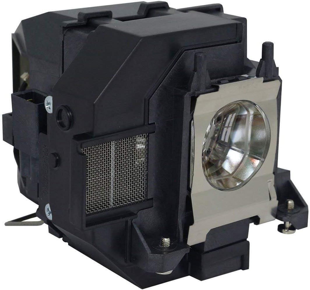 O SRAM Originalbirne innen Kompatibel mit EB-2055 EB-2040 EB-2140W EB-2155W EB-2165W EB-2245U EB-2250U EB-2255U Supermait EP95 Original Beamerlampe mit Geh/äuse Kompatibel mit Elplp95