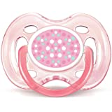 Philips Avent BPA Free Contemporary Freeflow Pacifier, 0-6 Months, 2 Count (Assorted Colors and Designs)