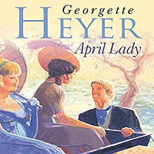 April Lady Audiobook