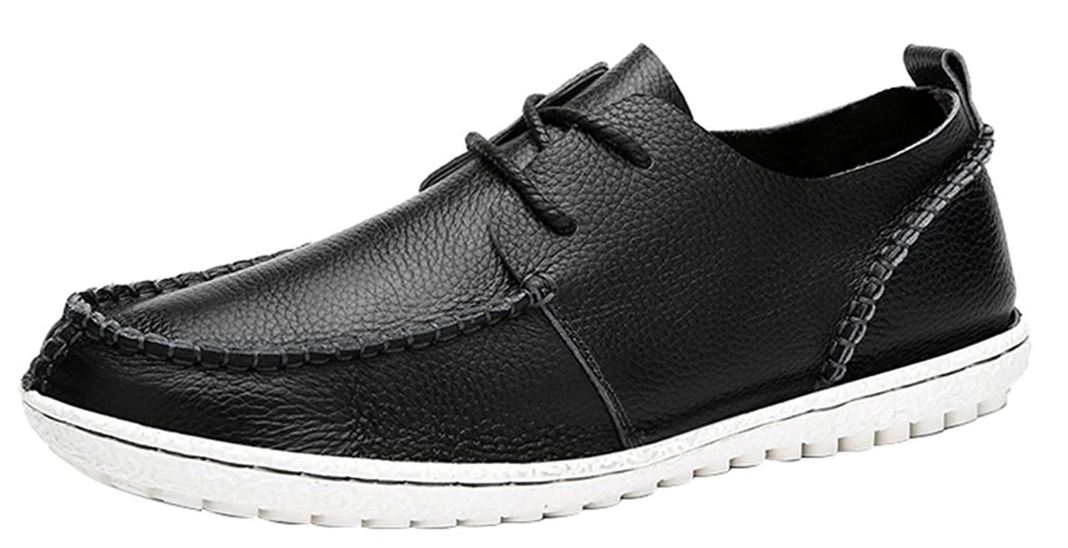 QYY-8287 Mens Stylish Concise Casual Comfy Dress Smart Walking Shoes