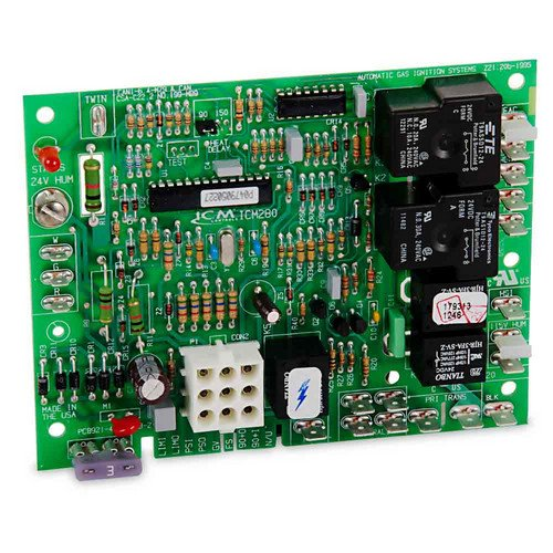 - Upgraded Replacement for Goodman Furnace Control Circuit Board B18099-13
