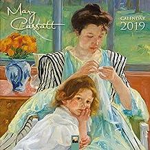 Mary Cassatt 2019 Calendar