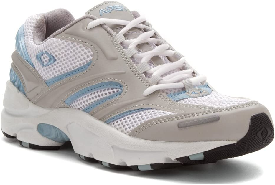 Aetrex Stealth Runner Stabillity Running Shoe Womens