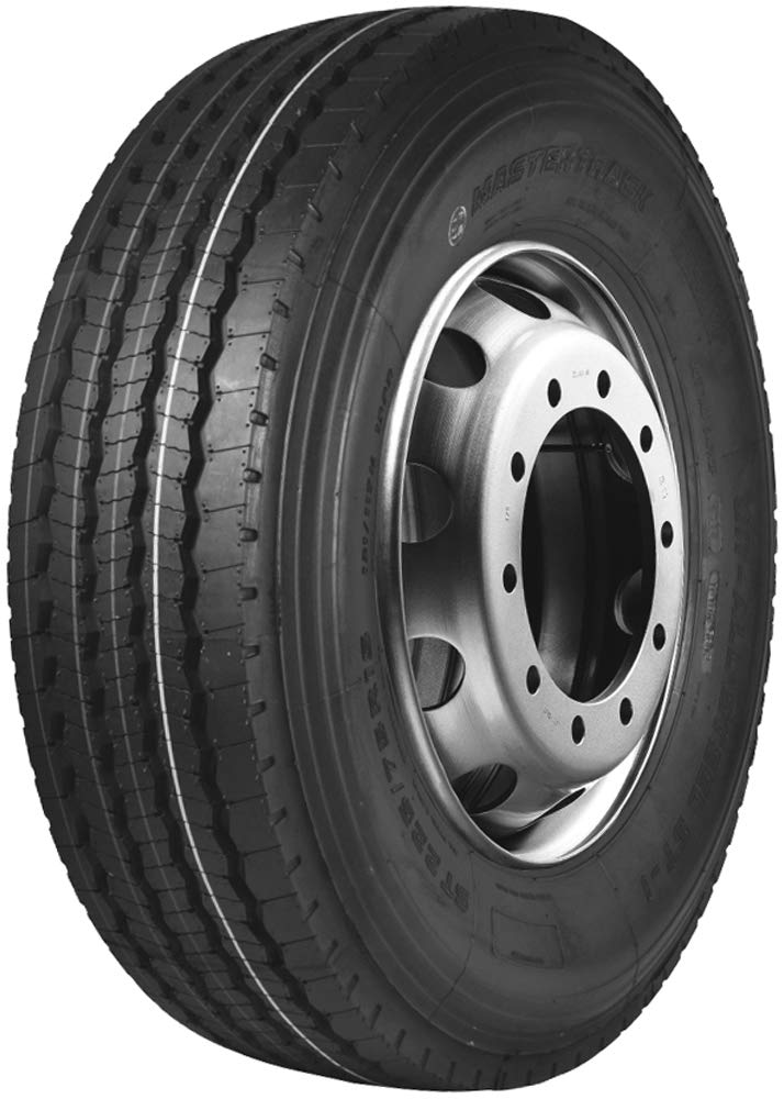 Mastertrack UN-All Steel ST-1 Trailer Radial Tire-ST225//75R15 F BSW 121M 12-ply
