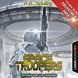 Space Troopers - Collector's Pack (Space Troopers 13-18) Hörbuch