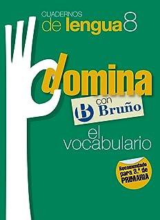 Cuadernos Domina Lengua 8 Vocabulario 3 (Castellano - Material Complementario - Cuadernos De Lengua Primaria