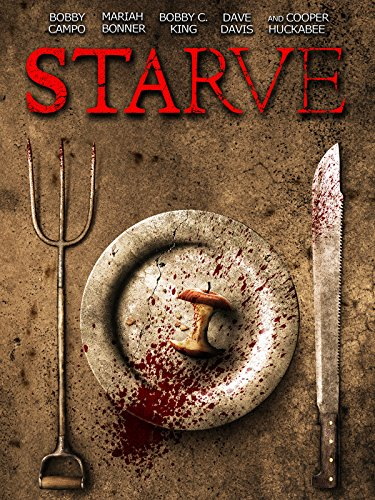 Halloween Horror Nights 4 Opening (Starve)