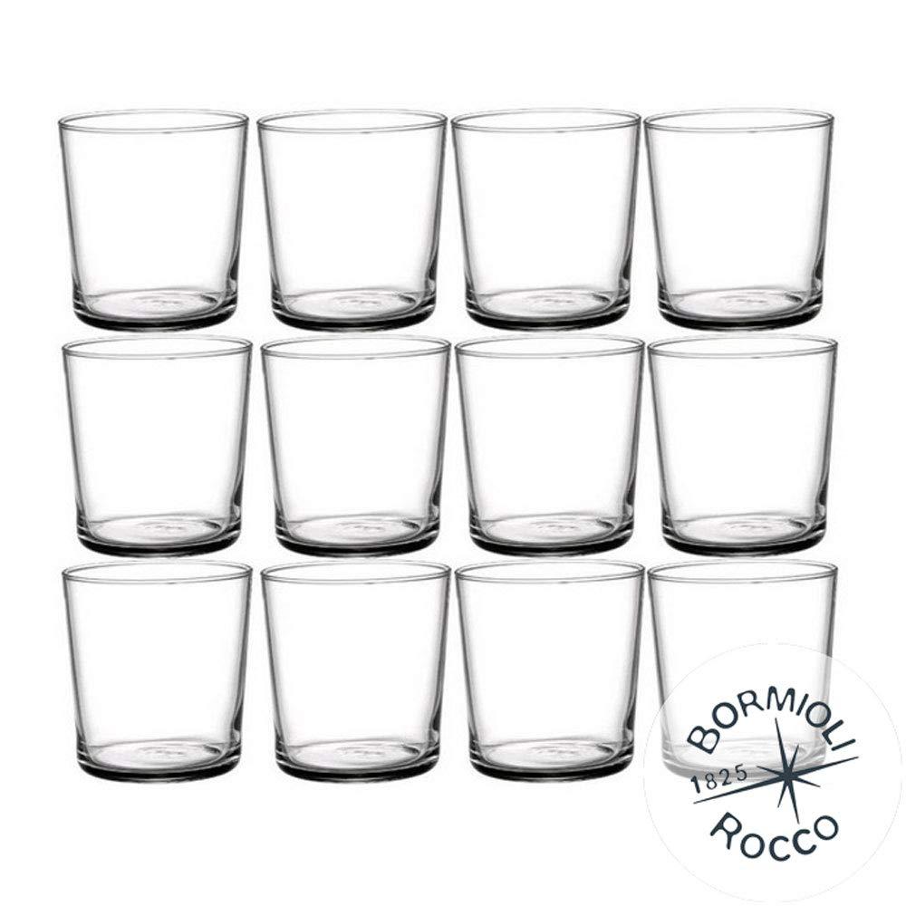 Bormioli Rocco Bodega 35, 5 cl Vasos - Juego de 12 SGO181410