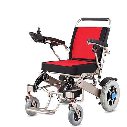 NIGHT WALL sillas de Ruedas eléctricas Batería de Litio ...