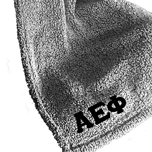 M&D Sorority Gifts Alpha Epsilon Phi Sherpa Blanket (Stitched Greek Letters) Recommended Alpha Epsilon Phi Gift