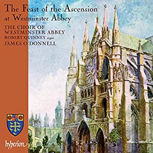 Feast of the Ascension at Westminster Abbey
