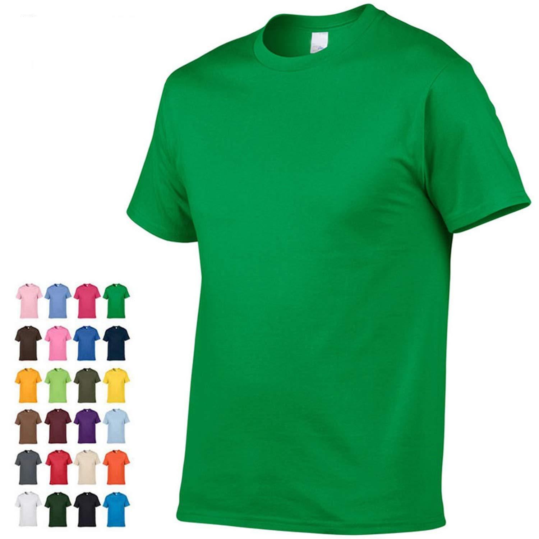 Boom Boom Pow-fashion-t-shirts Summer Men T Shirt Casual Short Sleeve o-Neck 100/% Cotton t-Shirt Men Brand tee Shirt