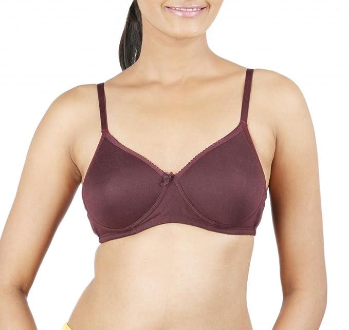 a13135aa25f4d DAISY DEE Savanna Women s Soft Padded Full Cup Saree   T shirt   Salwar  Kameez College Style Bra! Enhance The Shape !!  Amazon.in  Clothing    Accessories