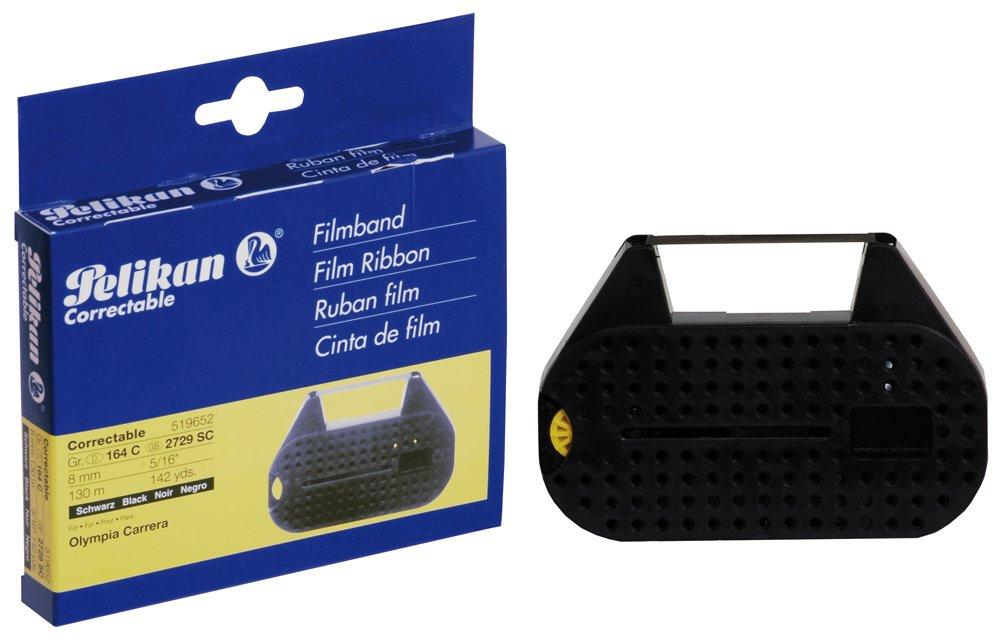 Pelikan 164C - Cintas para máquina de escribir Olympia Carrera: Amazon.es: Oficina y papelería