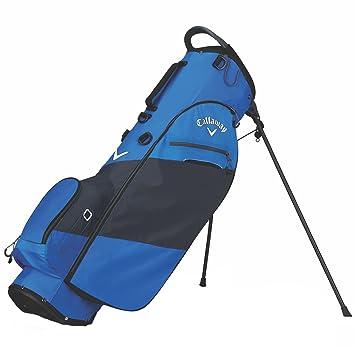 Callaway CG ST Hyperlite Zero Bolsa para Carro de Golf, Unisex Adulto, Azul (Royal Blue/Titanio) / Blanco, Talla Única