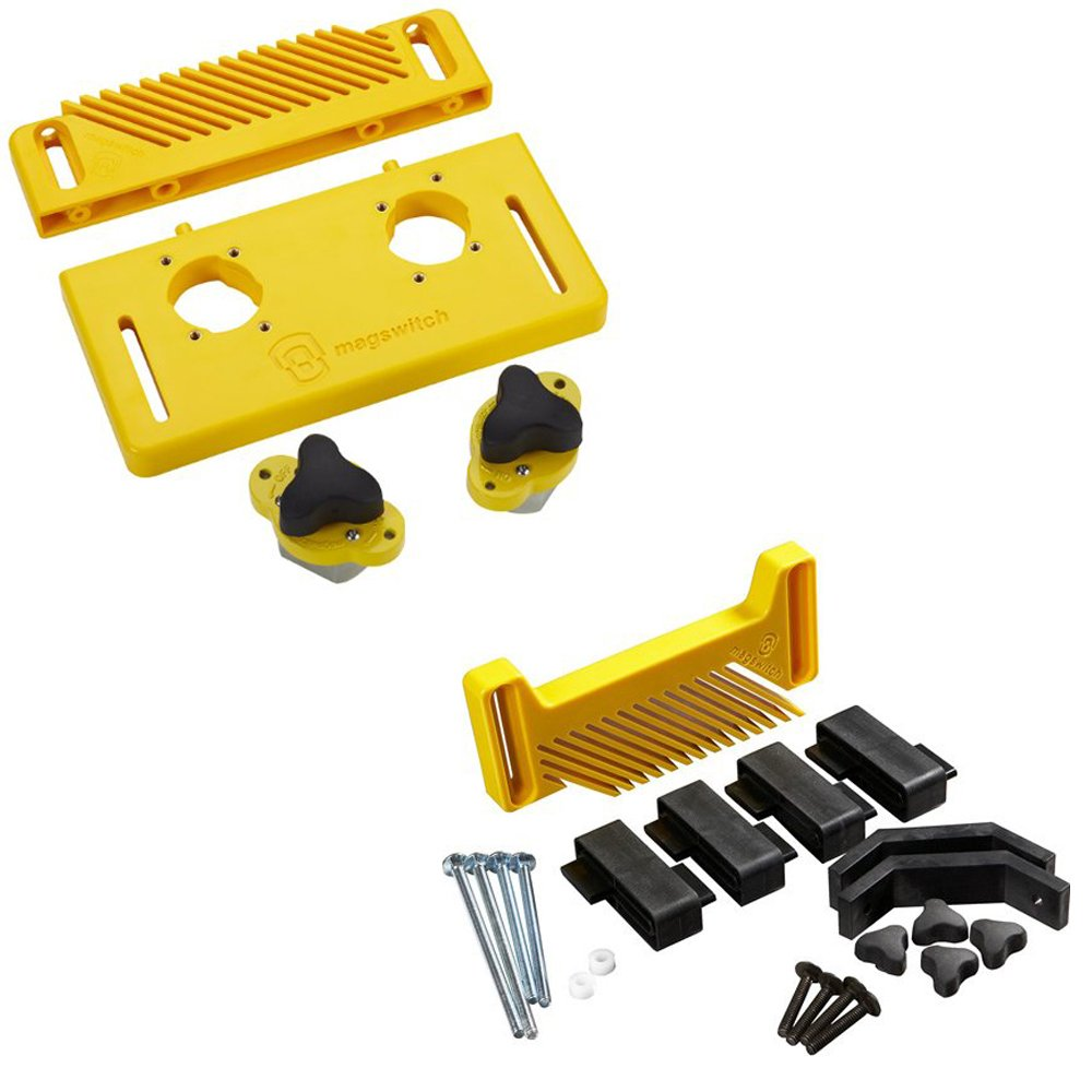 Magswitch Starter Kit w/Vertical Featherboard Attachment