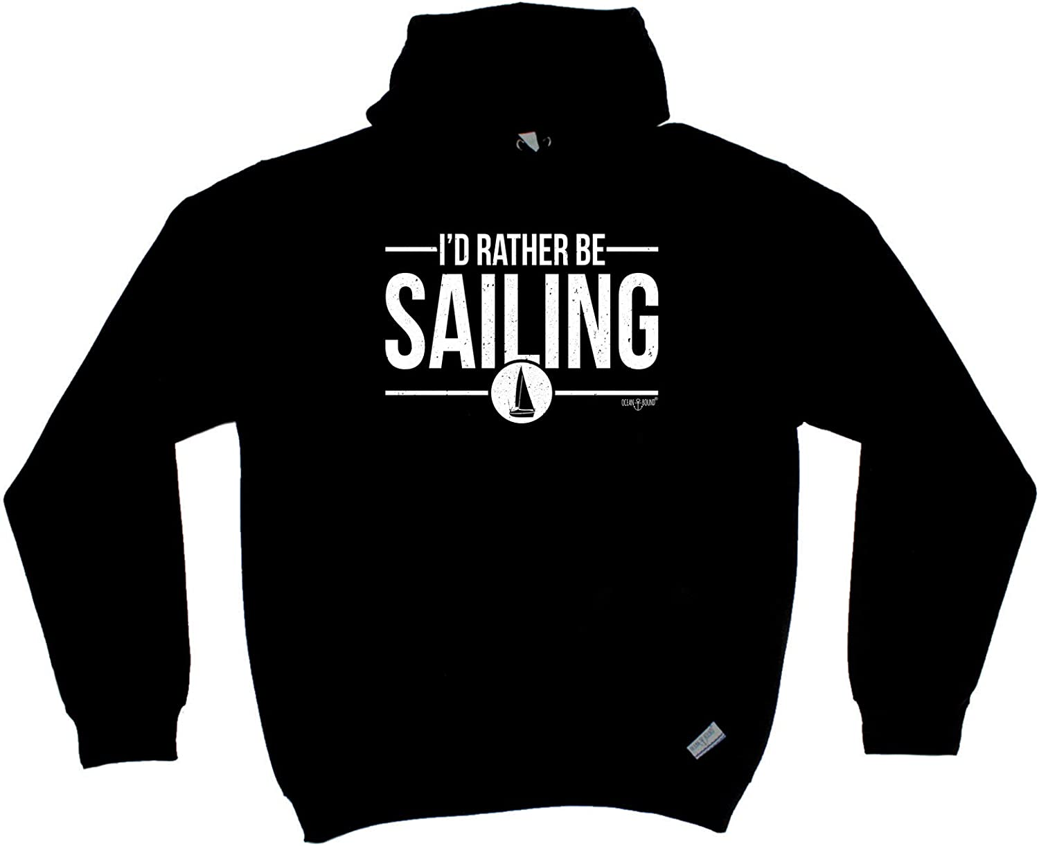 Sailing Sweatshirt Funny Novelty Jumper Top Pulse Anchor