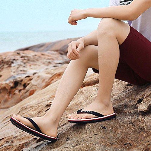 Spiaggia Pantofole MHSXN Casual Red Infradito Da Da Uomo Sandali Estivi All'aperto HFAcgF8a
