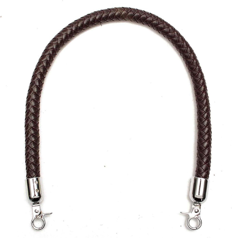 53,4 cm abnehmbare ersatz Schultergurte g/ürtel Seil pu Leder Griffe f/ür Taschen handtaschen DIY Tasche zubeh/ör Teile