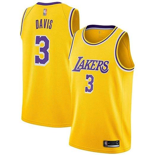 Camiseta de baloncesto para hombre Los Angeles Ropa deportiva de ...