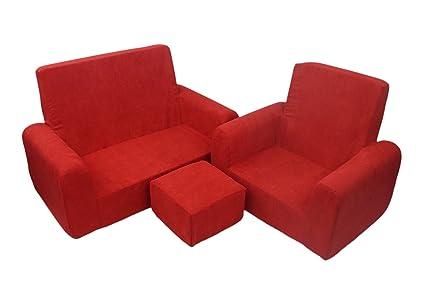 Incredible Amazon Com Fun Furnishings 65247 Toddler Sofa Chair And Ncnpc Chair Design For Home Ncnpcorg